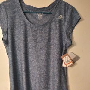 Size medium Reebok workout shirt with moisture ab